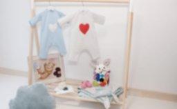 L'armoire de bébé